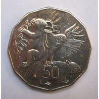 Австралия, 50 центов, 2004