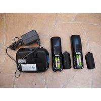 Телефон KX-TG80011RU 2 трубки, одна с пятнами