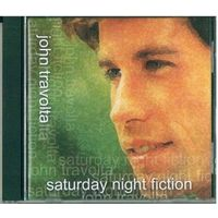 CD John Travolta - Saturday Night Fiction (2001) 9-tr Disco