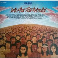 USA FOR AFRICA /We Are The World/1985, CBS, JAPAN, Maxi-Single, NM