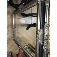 Зеркало в раме с фрезеровкой