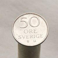Швеция 50 оре 1973