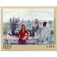 Эстонский художественный музей Живопись Эстония 2013 **