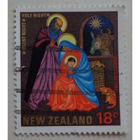 Новая Зеландия.1985.Рождество