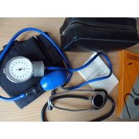 Измеритель артериального давления мембранный
