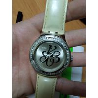 Часы Swatch Swiss, на ходу, всё оригинал с рубля