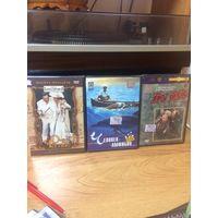 Диски DVD, кино (новые, запечатанные)