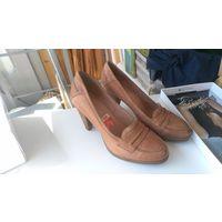 Туфли женские новые.Кожа.41 размер