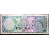 Фиджи, 5 шиллингов 1961 год, Р51