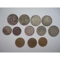 СССР набор монет