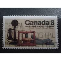 Канада 1974 100 лет телефону