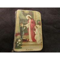 Книжка - миниатюра . Радуйся, Мария! 1930 год! Редкая!