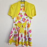 Веселое платье. рост 158