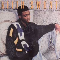Keith Sweat, Make It Last Forever, LP 1987