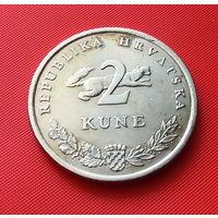 27-31 Хорватия, 2 куны 1995 г.
