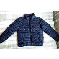 Куртка на мальчика р.140