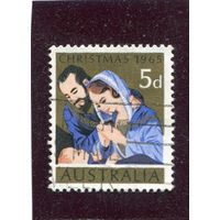 Австралия. Рождество 1965