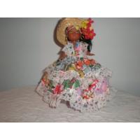 Кукла в национальном костюме.22 см.