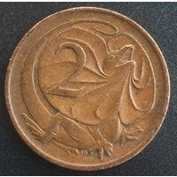 Австралия, 2 цента 1971