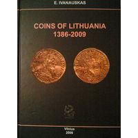 Каталог 'Монеты Литвы 1386-2009', Иванаускас, Вильнюс 2009