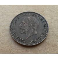 Великобритания, Георг V (1910-1936), 1 пенни 1936 г., малый портрет