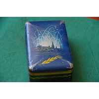 Жестяная коробка из под конфет   СССР