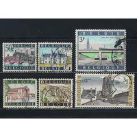 Бельгия Кор 1965-69 Виды Стандарт