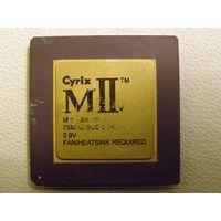 Процессор Cyrix MII-300GP 75MHz bus3.0x