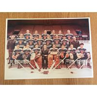 Фото Хоккей Финляндия 1969