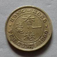 10 центов, Гонконг 1960 г.