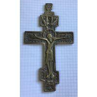 Крест с точками