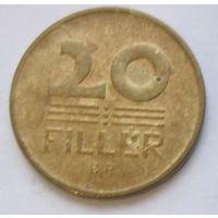 Венгрия 20 филлеров 1946
