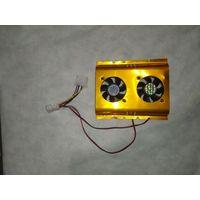 Охлаждение жесткого диска (кулер, вентилятор)