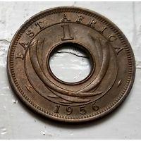 Британская Восточная Африка 1 цент, 1956 H - Хитон, Бирмингем  2-2-27