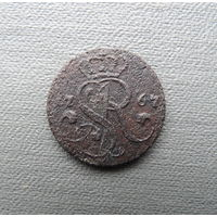 Грош 1767г