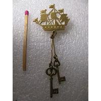 Знак. Ключи от города Ленинград. тяжёлый