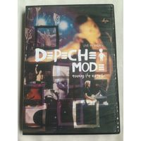 РАСПРОДАЖА DVD! DEPECHE MODE - TOURING THE ANGEL