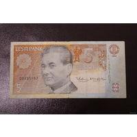 Эстония 5 крон 1994