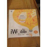 Оригинальный CD-DVD для Apple техники (разные) новые iWork, Mac Os X Tiger, Mac OS 9
