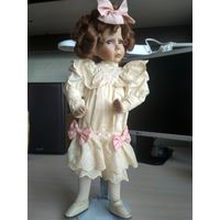 Фарфоровая кукла от Dianna Effner