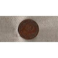 Гвинея-Бисау 50 сентаво 1946 год(Nv)