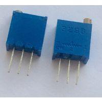 5 кОм. подстроечный резистор (((Цена за 11 шт))) 502 потенциометр 3296W. 3296 переменный 5ком