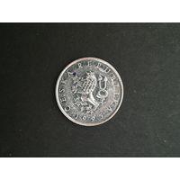 1 крона Чехия 1995