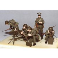 Cмола Польские солдаты 1939 1/35