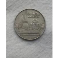 1 бат 1990 г. Таиланд