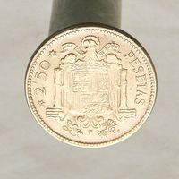 Испания 2,50 песеты 1953