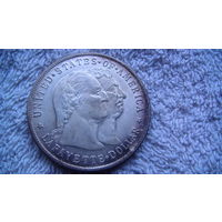 США 1900г. LAFAYETTE $1 DOLLAR COIN COPY. распродажа