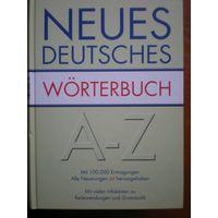 Орфографический немецкий словарь