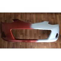 Бампер Мазда 2 (Mazda 2) 2009