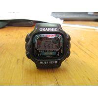 Часы Asahi Graphic электронные/2